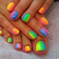 Hair&Nails / Definitely for summer this year...