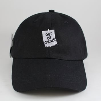 Out of Order (Dad Hat)