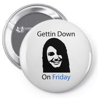 rebecca black fiday Pin-back button