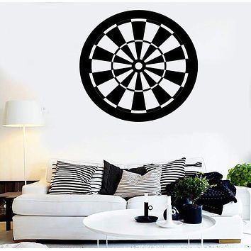 Wall Stickers Vinyl Decal Target Darts Sport Excellent Home Decor (ig931)
