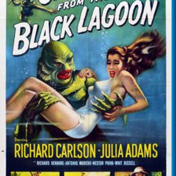 "Creature From The Black Lagoon Movie Poster 16""x24"""