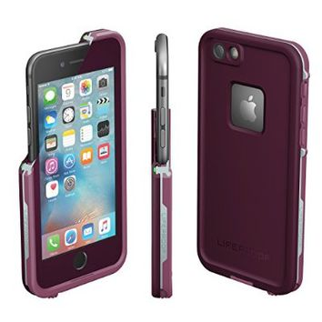 Lifeproof FRE Series Waterproof Case for iPhone 6/6s - Crushed Purple