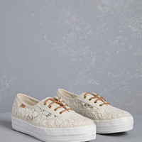 Keds Lace Platform Tennis Shoes