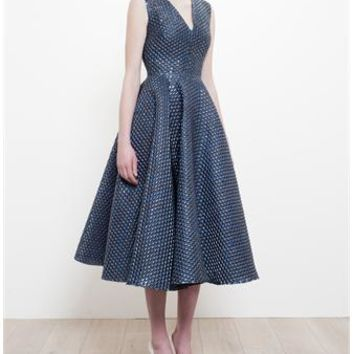 ROKSANDA | Bubble Wrap Jacquard Dress | Browns fashion & designer clothes & clothing