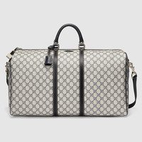 Gucci Large GG Plus carry-on duffle