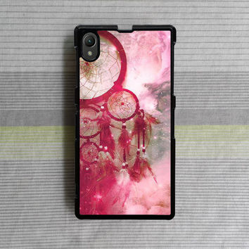 Sony Xperia Z case , Sony Xperia Z1 case , Sony Xperia Z2 case , Galaxy Dream catcher