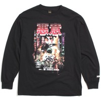Death Is Everywhere Longsleeve T-Shirt Black
