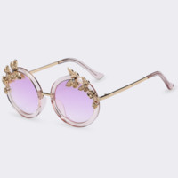 Baddie Butterfly Sunglasses
