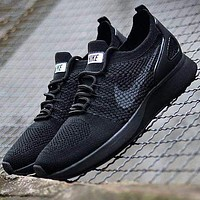 Nike Flyknit Racer Fashion Breathable Running Sneakers Sport Shoe