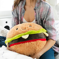 Cheeseburger Plush | Urban Outfitters