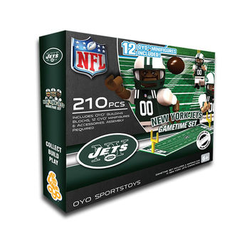 New York Jets Game Time Set