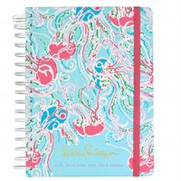 Lilly Pulitzer 2014-2015 - Jellies Be Jammin Large Agenda
