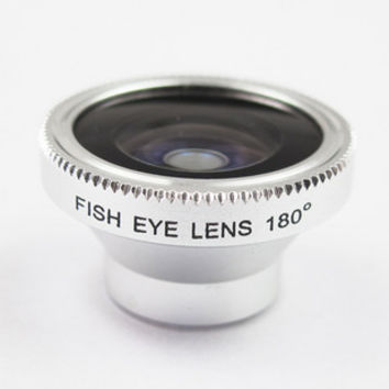 Wide Angle and Macro Lens for iPhone 4