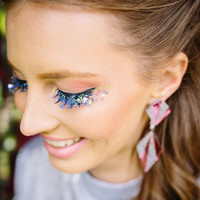 Mermaid Glitter Festival Lashes