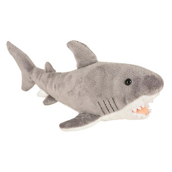 Great White Shark Attack Plush Toy