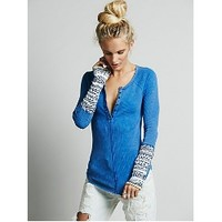 CLOTHING > TOPS > Free People Alpine Thermal