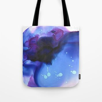 Ajna Tote Bag by duckyb