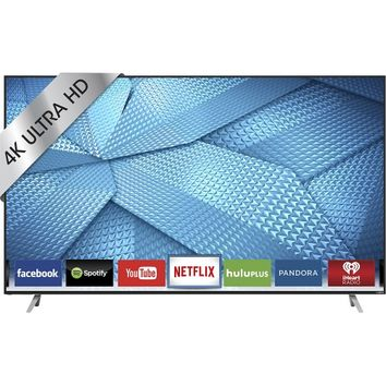 "VIZIO - M-Series - 80"" Class (80"" Diag.) - LED - 2160p - Smart - 4K Ultra HD TV - Black"