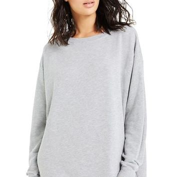Roadtrip Sweater | Heather