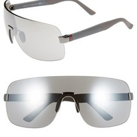 Men's Gucci Shield Sunglasses