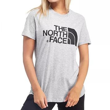 The North Face Woman Men Fashion Shirt Top Tee