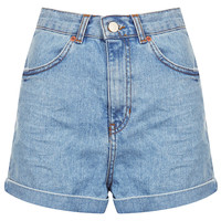 MOTO Bleach Mom Shorts - Shorts - Clothing - Topshop