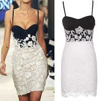 Vanessa Lace Dress