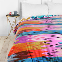 Urban Outfitters - Scandances By Prince Ruth Print 77 & 21 Duvet Cover