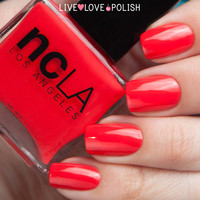 NCLA Call My Agent Nail Polish (Runway Collection)