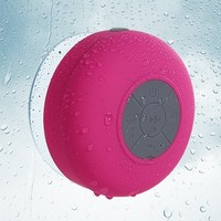 Insten Water-resistant Bluetooth Compact Portable Wireless Stereo Speaker   Overstock.com Shopping - The Best Deals on Wireless Speakers