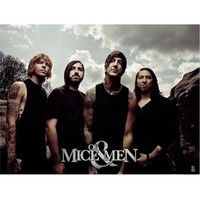 Of Mice & Men Band Promo Poster - Offical Band Merch - Buy Online at Grindstore.com