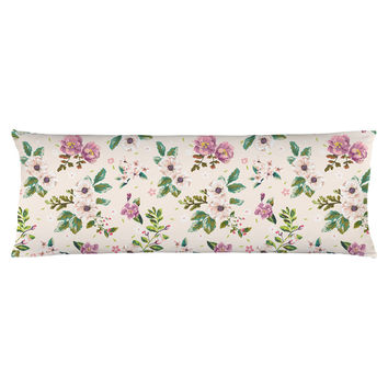 Floral Scent Body Pillow