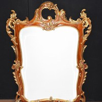 Canonbury - French Rococo Gilt Pier Mirror Glass Mirrors