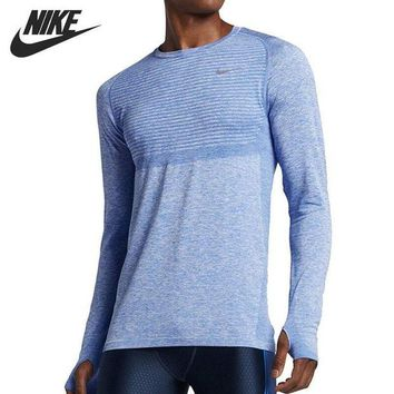 CUPUP9G Original   NIKE  Men's  T-shirts  Long sleeve Sportswear