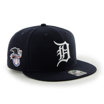 47 Brand Tigers Big Shot Prospect Wool - Navy