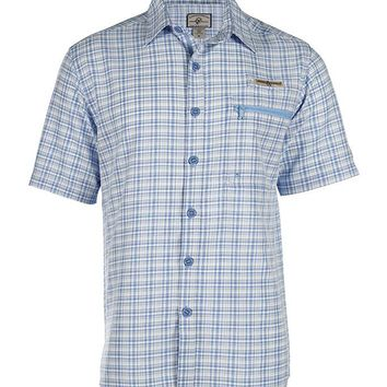 Men's Ascension Bay S/S UV Vented Fishing Shirt