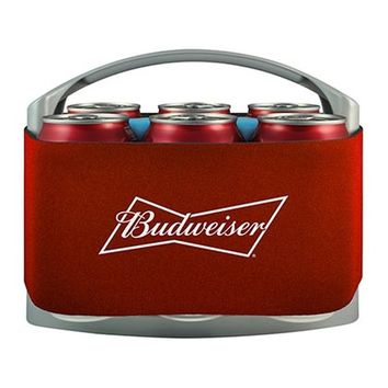 Budweiser 6 Pack Cooler