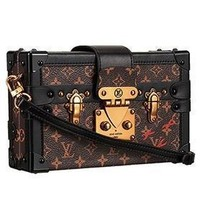 Tagre™ Louis Vuitton Petite-Malle Trunk Bag