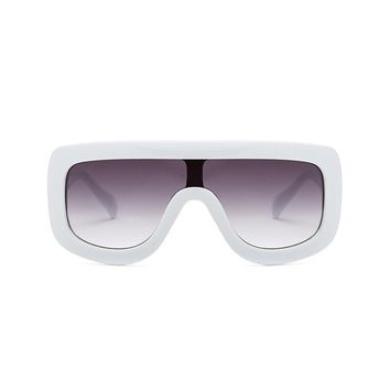 Ski Sport Sunglasses | White