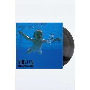 Nirvana: Nevermind Vinyl Record - Urban Outfitters