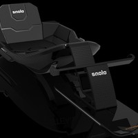 Stealth-X » Snolo Sleds - High Performance Alpine Sleds