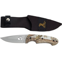 Elk Ridge ER-046CA Fixed Blade Knife 8.5 In Overall