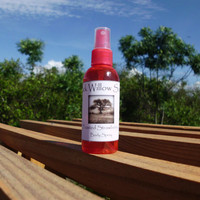 Handmade Body Spray, Frosted Strawberry scented, 3 oz