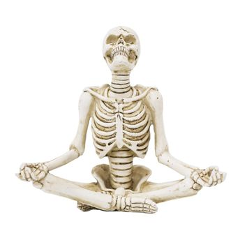 Tabletop Meditation Skeleton By Ashland®
