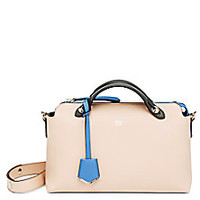 Fendi - By The Way Small Multicolor Satchel - Saks Fifth Avenue Mobile