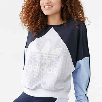 adidas Originals Helsinki Crew-Neck Sweatshirt