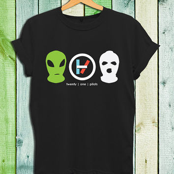 twenty one pilots Parody T shirt Mens and Girls Funny Shirt for unisex adult