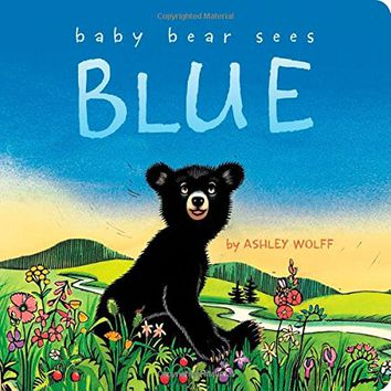 Baby Bear Sees Blue Board book – September 9, 2014