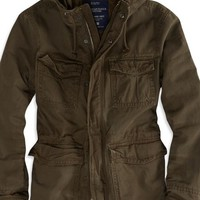 AEO Men's Military Coat (Oliv