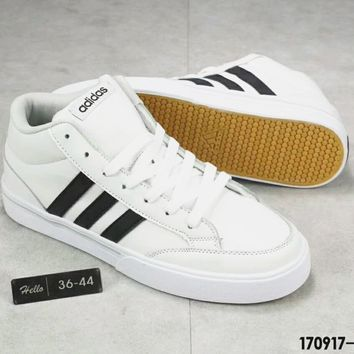 Adidas Fashion High-tops Casual Sneakers Shoes H-A36H-MY
